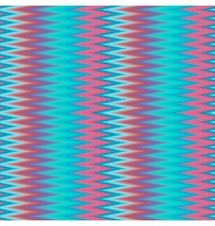 Seamless zigzags geometric pattern vector image vector image