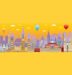 London skyline 19 vector