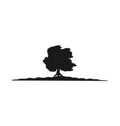 tree wood8 vector image
