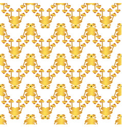 Creative patterned pattern vector
