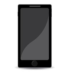 Mobile smartphone vector image