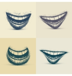 Set smiles vector