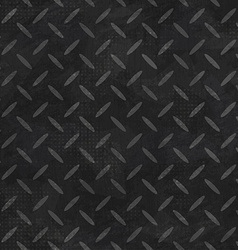 rubber seamless pattern with grunge effect vector image