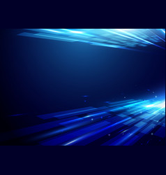 abstract futuristic motion background vector image