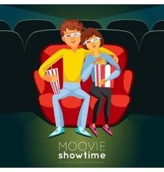 Cinema Time vector