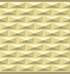 Gold tiles texture seamless pattern vector