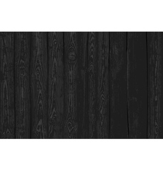 Dark wooden texture vector