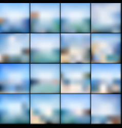the set of gradient mesh vector image