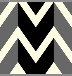 the pattern in which black and gray lines vector image vector image