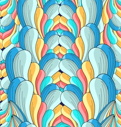 abstract multicolored pattern vector image vector image