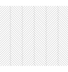 Black and white parquet pattern vector