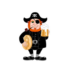 international talk like a pirate day vector image
