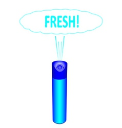 air freshener vector image