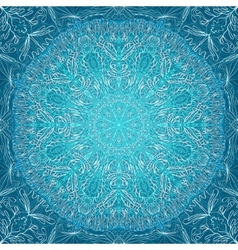 Blue lace background vector