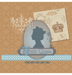 Design Elements - Vintage Royalty Set vector image vector image