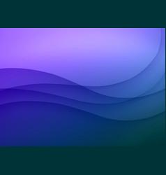 gradient colors background vector image