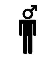 Man design vector