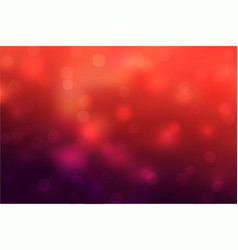 background with blur bokeh vector image