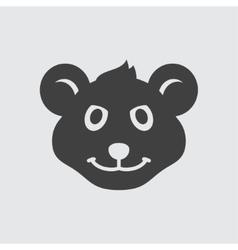 Hyena icon vector image