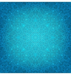 blue lace background vector image