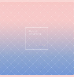 gradient rose quartz and serenity colored vector image