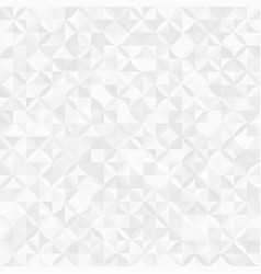 abstract retro geometric seamless pattern vector image vector image