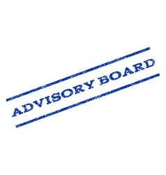 Advisory Board Watermark Stamp vector