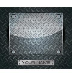 Glass Round Fiber Advertising Background 03 vector image