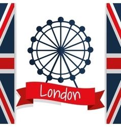 London landmarks design vector