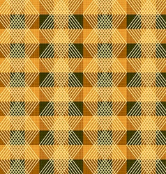 vintage strokes seamless pattern vector image