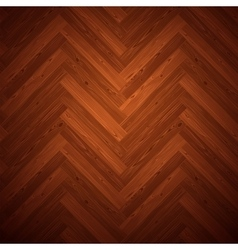 Herringbone Parquet Dark Floor Pattern vector