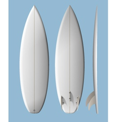 Surfboard shortboard vector