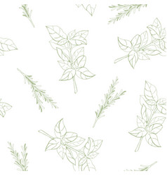 seamless pattern texture with hand drawn vector image