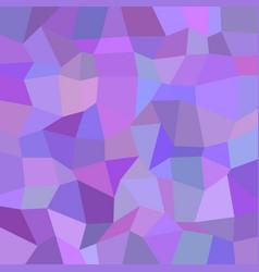 Irregular rectangle tile mosaic pattern vector