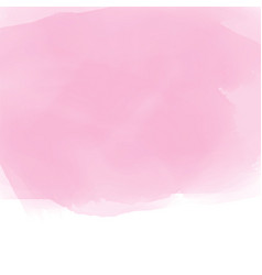 soft pink watercolor effect background vector image
