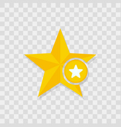 star icon star favorite icon vector image