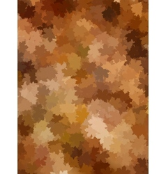 Autumn background template EPS 10 vector