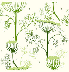 Elegance seamless pattern with flowers ukraine vector