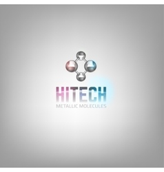 Hitech logo vector