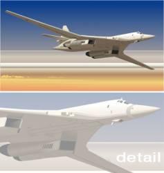 Strategic bomber vector