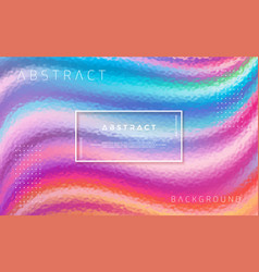 textured colorful background vector image
