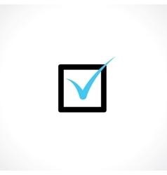 checkbox vector image