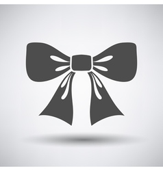 Party Bow Icon vector image