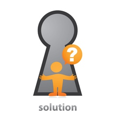 solution vector image