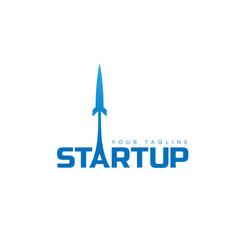 Startup logo vector