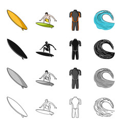 sport training competitions and other web icon vector image vector image