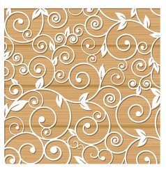 laser cutting of stencils vector image