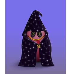 Egg wizard in the Mac vector