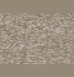 Old brick wall background bricks texture seamless vector