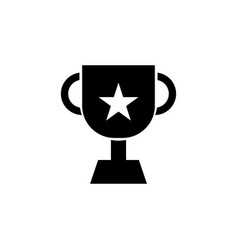 achievement award prize icon signs and symbols vector image